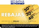 Ofertas de Bed Bath & Beyond, Rebajas