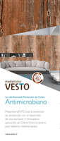 Ofertas de Vesto, La evolución en melamina