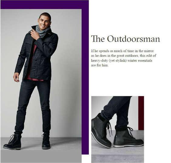 Ofertas de Aldo, The Outdoorsman