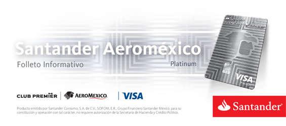 Ofertas de Santander, Folleto Informativo Platinum