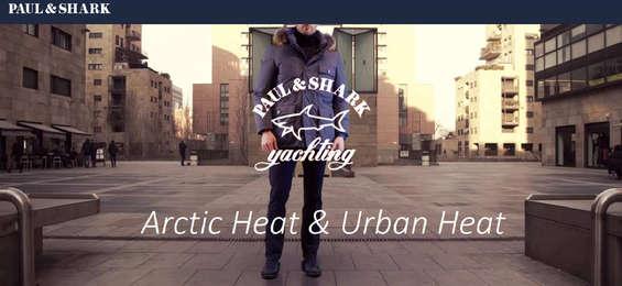 Ofertas de Paul & Shark, Arctic & Urban Heat