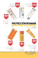 Ofertas de Farmacias San Pablo, Protección de mamá para toda la familia