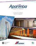 Ofertas de Cemex, Concreto Aparentia Arquitectonico