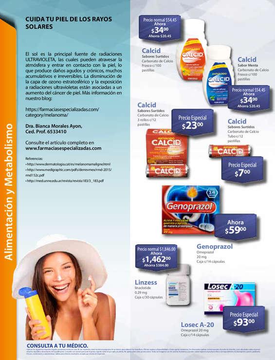 Ofertas de Farmacias Especializadas, Especializados en cuidar tu piel y la de tu familia