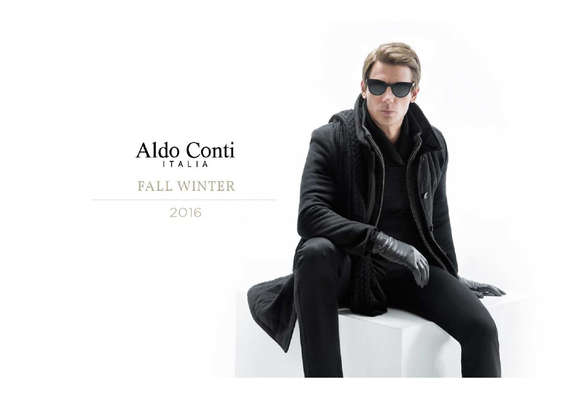 Ofertas de Aldo Conti, Fall Winter 2016