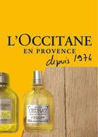 Ofertas de L'Occitane, Siguen las rebajas