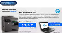 HP Officejet Pro 476