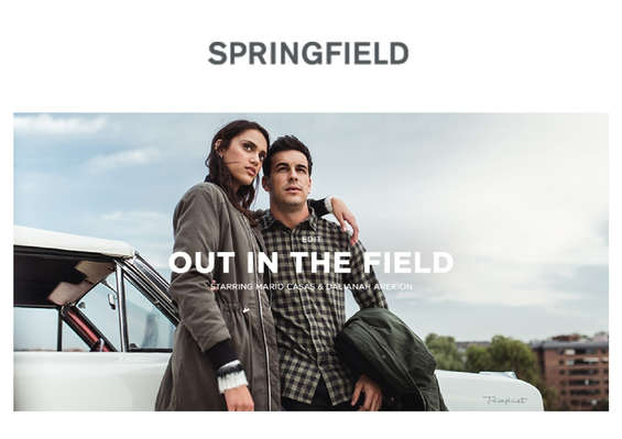 Ofertas de Springfield, Out in the field