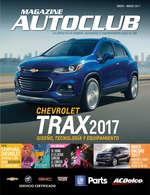 Ofertas de ACDelco, AUTOCLUB Ene-Mar 2017