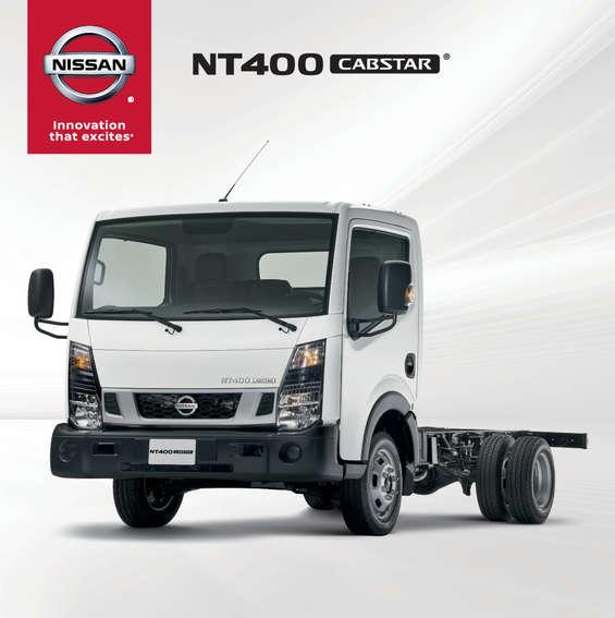 Ofertas de Nissan, NT400 Cabstar