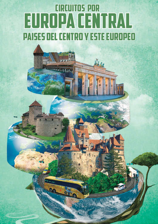 Ofertas de Europamundo, Europa Central