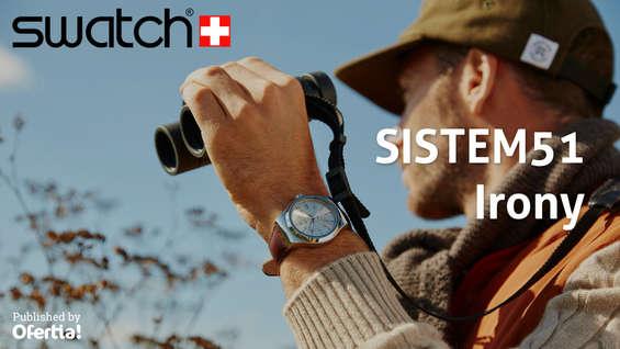 Ofertas de Swatch, Sistem 51 Irony