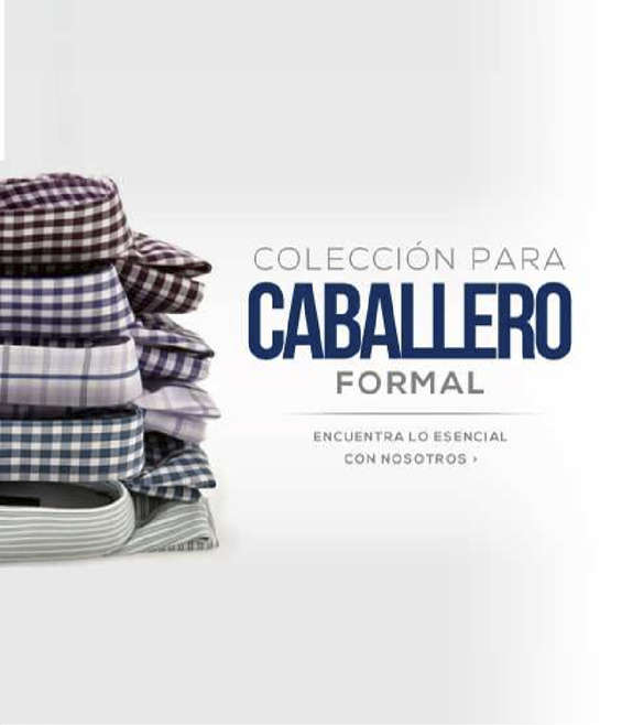 Ofertas de Milano, Caballero Formal