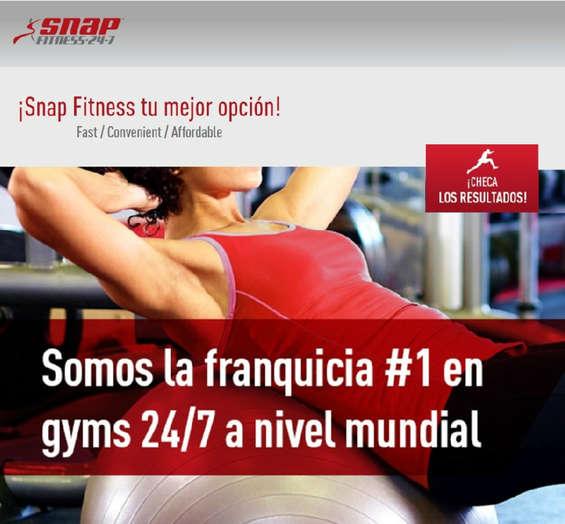 Ofertas de Snap Fitness, Tu mejor opción