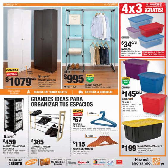 Ofertas de The Home Depot, Días del color
