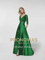 Ofertas de Pronovias, Adelantos 2018