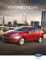 Ofertas de Ford, Fiesta 2016
