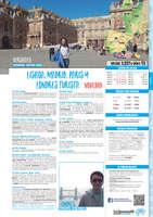 Ofertas de Europamundo, Serie turista 2017