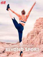 Ofertas de H&M, Beyond Sport (ofertia)