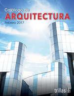 Ofertas de Editorial Trillas, CATÁLOGO DE ARQUITECTURA
