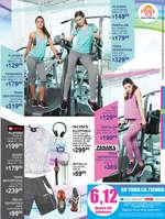 Ofertas de Del Sol, Moda Fitness