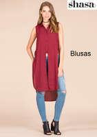 Ofertas de Shasa, Blusas