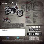 Ofertas de Yamaha, Gama Crucero