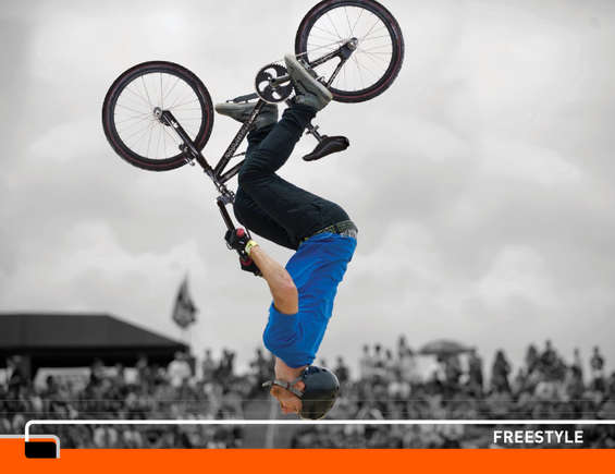 Ofertas de Benotto, Freestyle