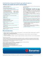 Ofertas de Citibanamex, B Smart Universitario