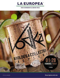 Vodka Mixology & Collection Festival