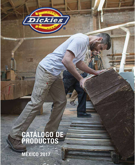 Ofertas de Dickies, Catálogo de productos