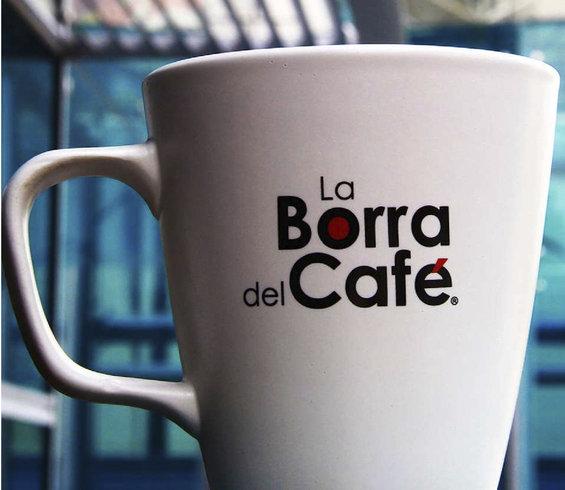 Ofertas de La Borra del Café, Menú