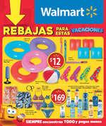 Ofertas de Walmart, Rebajas para estas vacaciones