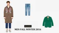 Men Fall Winter 2016
