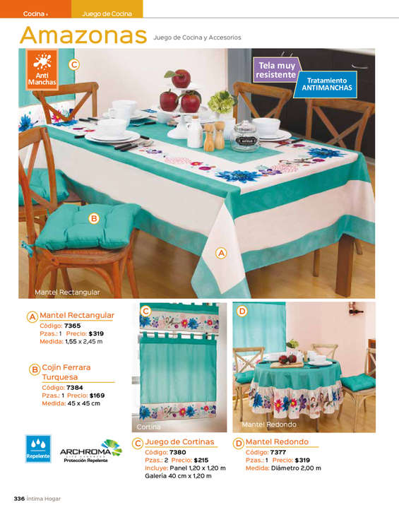 Ofertas de ÍNTIMA, Cocina 2016