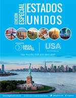 Ofertas de Mega Travel, Edición Especial Estados Unidos