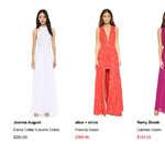 Ofertas de BCBGMAXAZRIA, Dresses