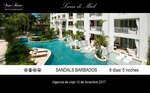 Ofertas de Viajes Palacio, Luna de Miel Barbados