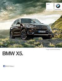 Ficha Técnica BMW X5 xDrive50iA M Sport Automático 2017