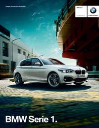 Ficha Técnica BMW 120iA (5 puertas) Sport Line Automático 2017