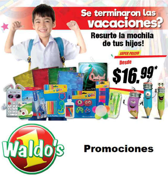 Waldo 180 S Zapopan Cat 225 Logos Ofertas Y Promociones Ofertia