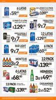 Ofertas de 7-Eleven, Cerveza & Vinos