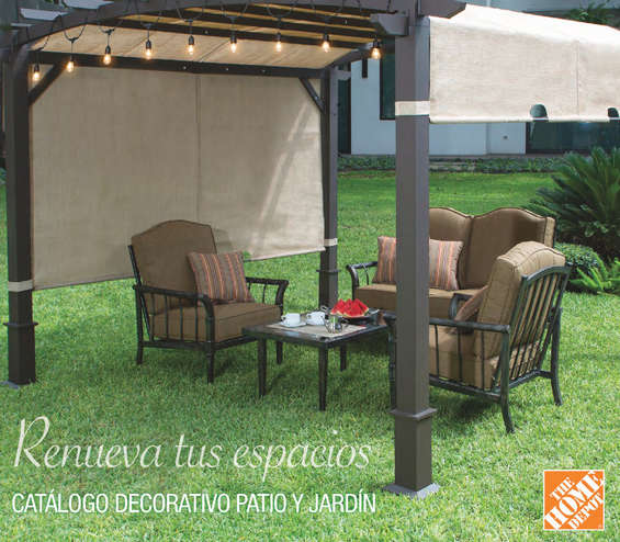 The home depot ofertas cat logos y folletos ofertia for Sillas para jardin home depot