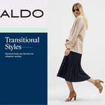 Ofertas de Aldo, Transitional Styles