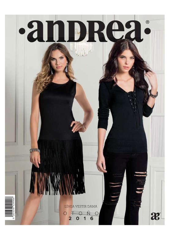 Ofertas de Andrea, Línea vestir dama