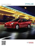 Ofertas de Toyota, Prius 2017