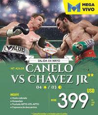 Canelo vs Chávez Jr.