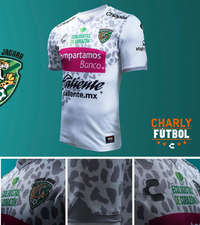 Charly Fútbol - Jerseys 2016-2017