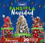 Ofertas de Lowes, Fans de la navidad