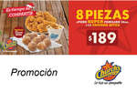 Ofertas de Church's Chicken, Promoción